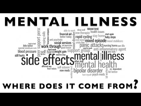 Where does mental illness come from? and how to fix it - Rabbi Alon Anava