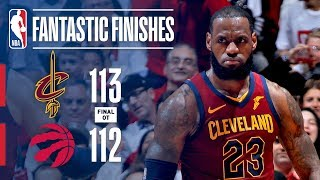 Down To The Final Second! Cavs vs Raptors