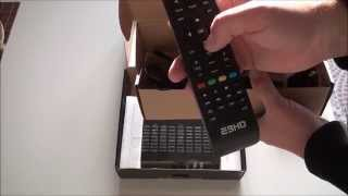 Axas E3hd Linux Full Hd Satellitenreceiver Teil 1 Iptv Unboxing Review Openatv Xbmc Hbbtv Android