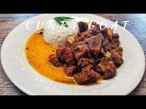 Trinidad Curry Goat Recipe - Episode 42