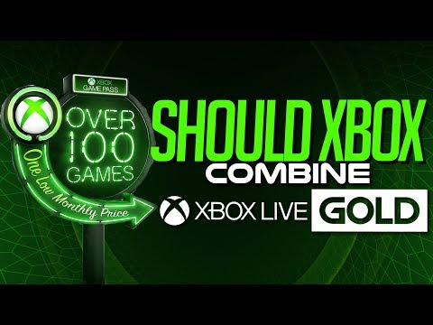 Should Microsoft Combine Xbox Game Pass with Xbox Live Gold?