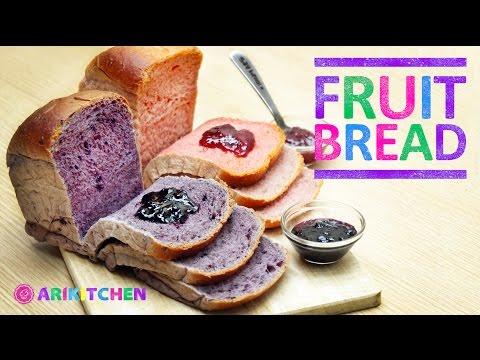 자연을 담은 과일식빵 만들기 How to Make Fruit Bread! - Ari Kitchen