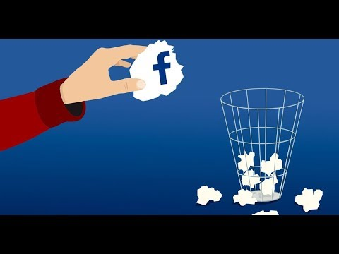 How to permanently delete your Facebook account?