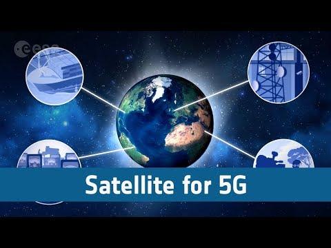 Satellite for 5G