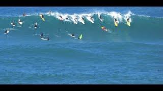 A Day At Waimea Bay - Afternoon Madness