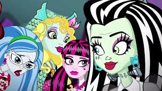 Monster High Ελλάδα ❄️💜Η ΜΠΑΝΤΑ ΤΩΝ ΤΖΟΝΤΙΣ ΜΠΡΑΔΕΡΣ💜 ❄️κινούμενα σχέδια για παιδιά