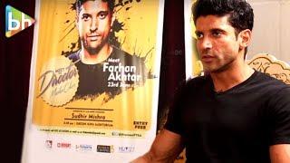 Farhan Akhtar Exclusive Full Interview  | Director