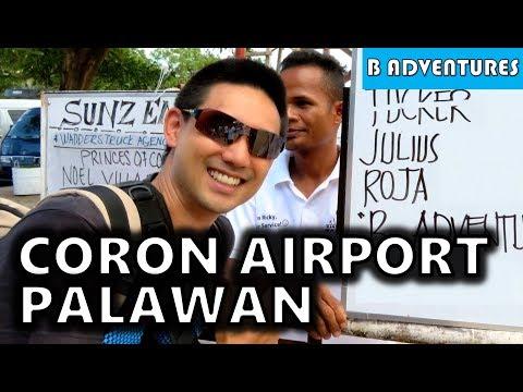 Travel Tips: Busuanga Airport Coron Palawan Philippines S4, Vlog 60