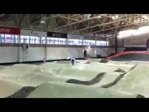 Manchester Supercross BMX Track 3 lines transfer