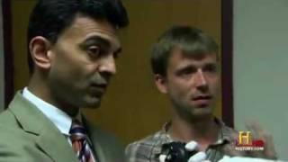 Beatboxing - Camera inside throat shows hidden technique of Kenny Muhammed