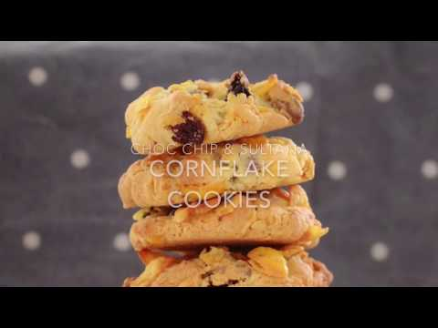 How to make Cornflake Cookies