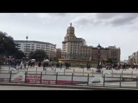 Catalonia Square - A quick look around