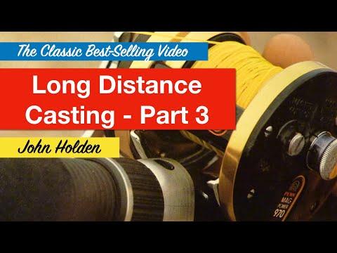 John Holden Pendulum Casting - part 3 of 3