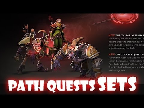 Dota 2 The International 2016 Battle Pass - How to finish all the quests