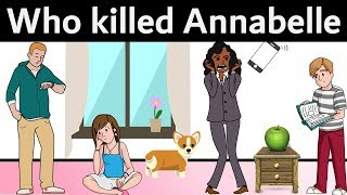 3 Riddles Popular on Mystery Murder | Who Killed Annabelle? | Can you solve? Murder Mystery Riddles