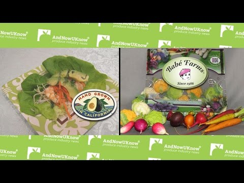 AndNowUKnow - California Avocado Commission, Babe Farms - Quick Dish