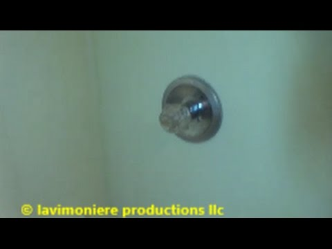 delta shower/tub faucet leaking bad