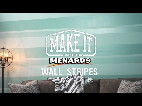 Wall Stripes - Make It With Menards