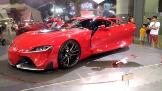 Toyota FT-1 Concept | 6th Philippine International Motor Show