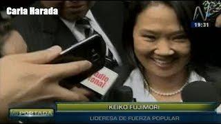 N Portada 28/06 Alberto Quintanilla y Henry Rafael: los misterios de Keiko Fujimori