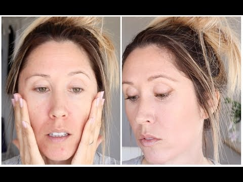 Get Ready With Me | Concealing Redness | Acne | Rosacea