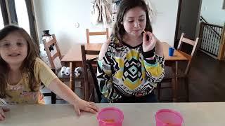 Dt crackers vs. Cheeze its Taste test