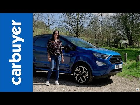 New 2018 Ford EcoSport review - is pint-size SUV good value for money? - Carbuyer