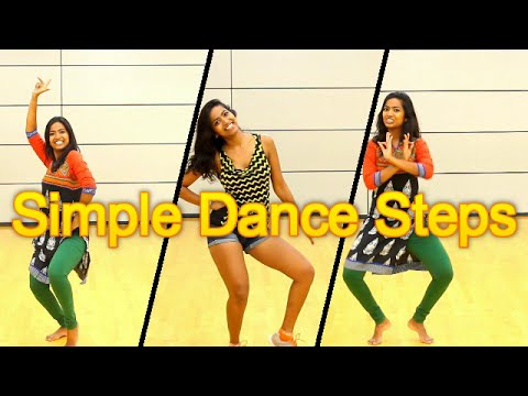 Learn Simple Dance Steps - For Weddings, Parties and More!
