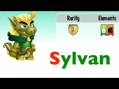 How I Breed Epic SYLVAN DRAGON | Nature vs War Dragon In Sanctuary 6