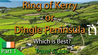Drive the Ring of Kerry in a DAY   Top things to do   Ireland (1of2)