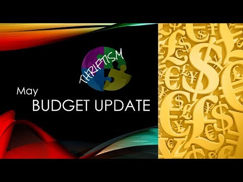 Budget Update May 2018