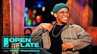 Anderson .Paak on Oxnard, Mac Miller + Ric Flair goes Rolex Shopping | Open Late w Peter Rosenberg