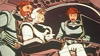 Download Space Angel - The Ghost and Crystal Mace 236 | Animated Science Fiction Television Series Video