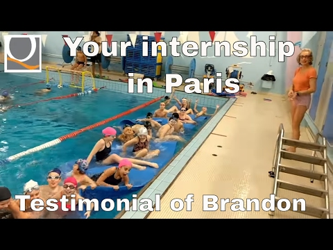 Internship in Paris (testimonial of Brandon)