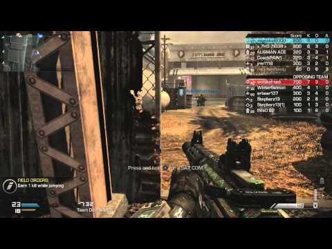 Call of Duty Ghosts - TDM - Warhawk 3 (12/15/2013) - (75-63) -