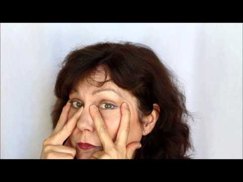 Exercise for Eyes - How to Remove Bags From Under Your Eyes with Face Exercises!!!!!
