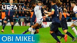 John Obi Mikel - Chelsea goal v Paris Saint-Germain