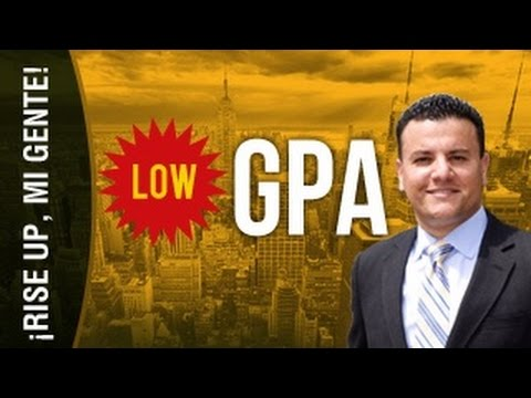 Applying to B-School with a Low GPA