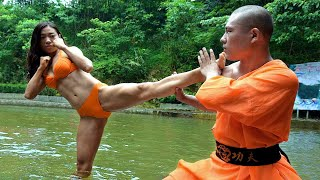 No One Can Beat This Shaolin Master...