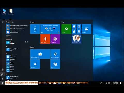 Uninstall VLC media player 3.0 on Windows 10 Fall Creators Update