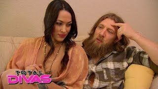 Nikki Bella and Daniel Bryan confront Brie Bella: Total Divas, Sept. 28, 2014