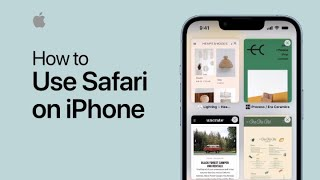 How to use Safari on iPhone | Apple Support