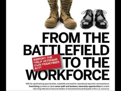 SUPPORT RETURNING VETERANS - Fran4Vets Franchising for Veterans