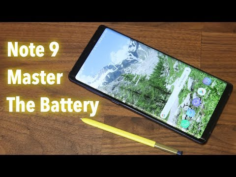 Important Battery Tricks You Need To Know for Galaxy Note 9
