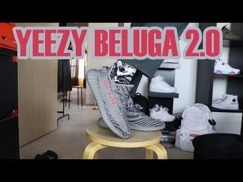 Adidas Yeezy Beluga 2.0 350 V2 Review + On Feet