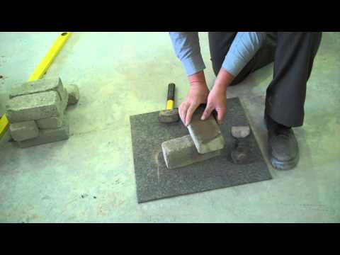 How to Cut a Brick