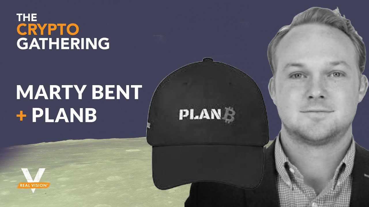 The Crypto Gathering - Marty Bent Interviews PlanB