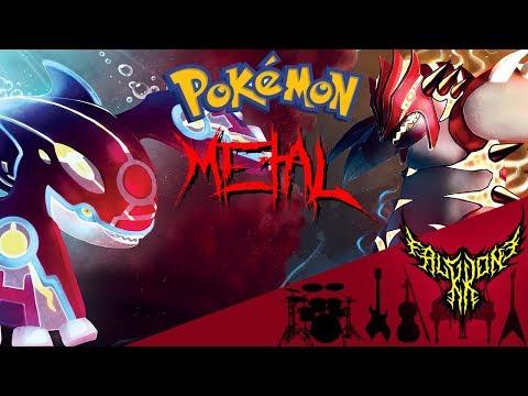 Pokémon ORAS - Battle! Primal Reversion (Kyogre/Groudon) 【Intense Symphonic Metal Cover】