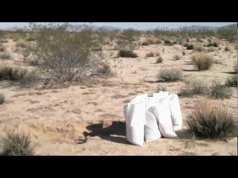 Mojave Shelter
