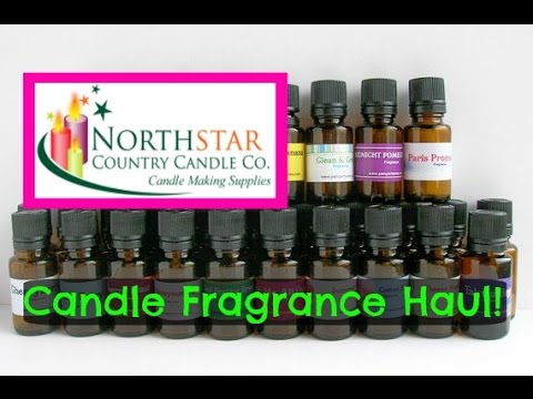 Northstar Candle Co. | Fragrance Oil Haul & Review